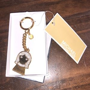 Michael Kors NEW Virgo Zodiac Key Chain